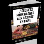 7 - secrets pour gagner aux casinos en ligne
