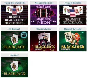 Cozyno Blackjack