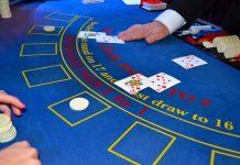 blackjack tableau